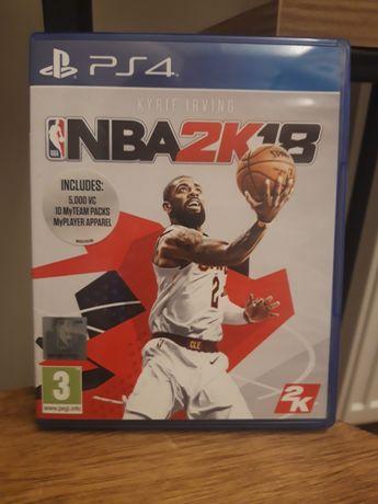 Sprzedam NBA 2K18