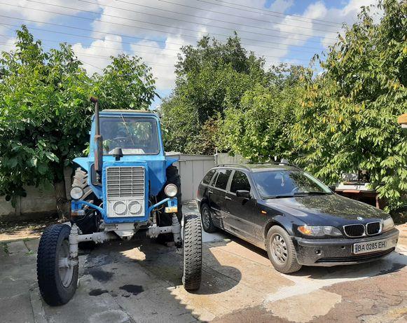 Трактор МТЗ 80 Билорусь