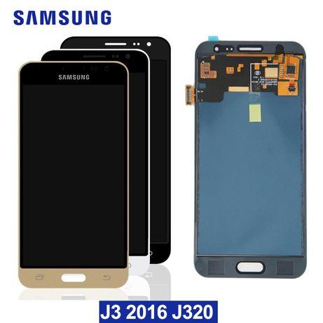 Дисплей Samsung Galaxy j320 j3 2016 с сенсором j320h/ds модуль LCD
