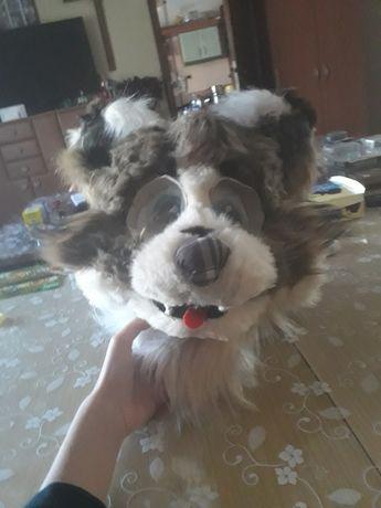 Fursuit head psa