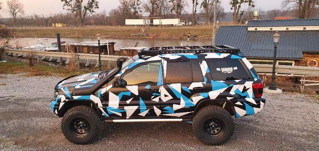 Bagażnik Dachowy Jeep Grand Cheroke Wj