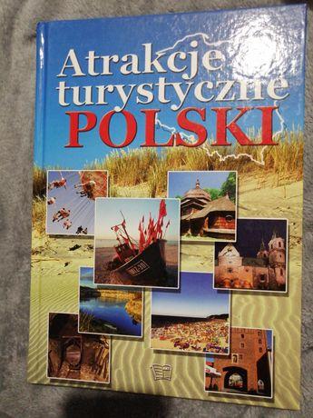 Książka Atrakcje turystyczne Polski