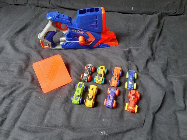 Nerf +autka