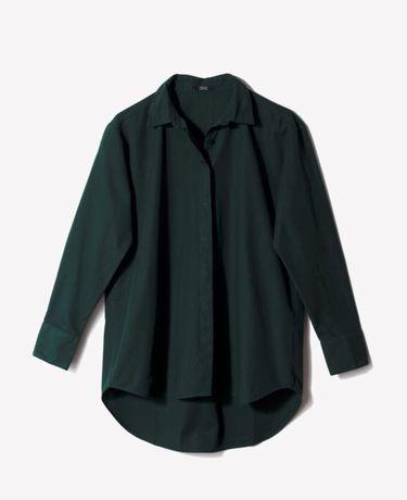 Camisa Parfois Verde Musgo - S/M