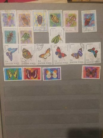 Марки почтовые разных стран филателия