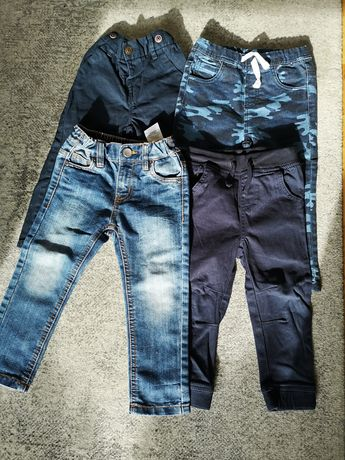 Spodnie 92cm Kiki&koko So cute Pepco
