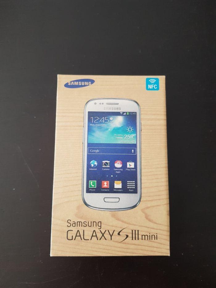 Samsung galaxy mini s3 São Mamede De Infesta E Senhora Da Hora - imagem 1