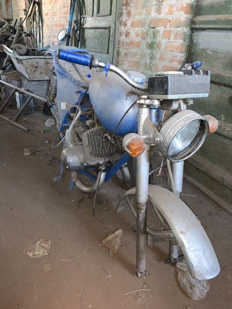 Мотоцикл ИЖ ПЛАНЕТА 5 розборка