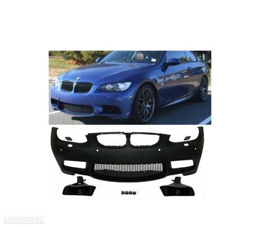 PÁRA-CHOQUES FRONTAL M3 / BMW SERIE 3 E92 / E93 / 06-10 + CONDUTAS DE TRAVOES AR