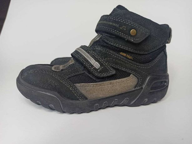 Ботинки на мальчика Gore-tex гортекс ECCO размер 30