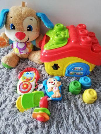 Zabawki interaktywne. Stan idealny