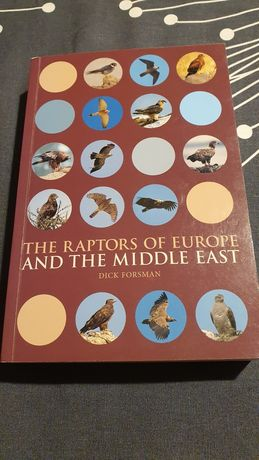 Dick Forsman The Raptors of Europe and the Middle East