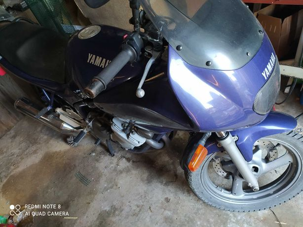 Yamaha xj 600 original