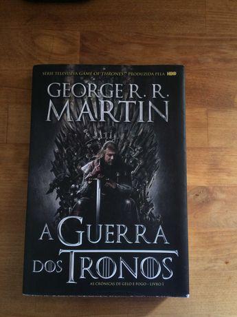 A Guerra dos Tronos Livro 1 - George R. R. Martin