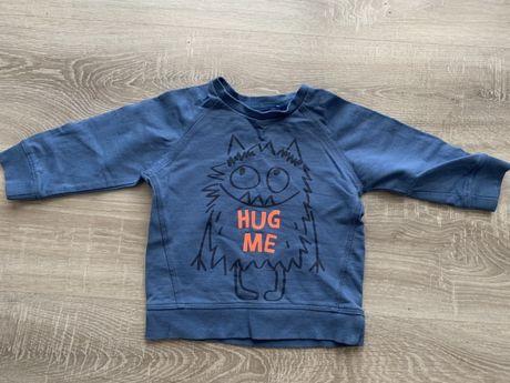 Lekka bawełniana bluza 86 Smyk Cool Club