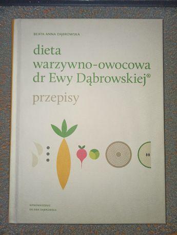 Dieta warzywno-owocowa dr Ewy Dąbrowskiej. Przepisy - B. Dąbrowska