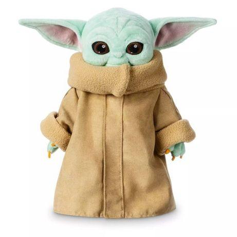 Hit! Świetnie Odwzorowany Baby Yoda Star Wars Pluszak Pluszowy Prezent