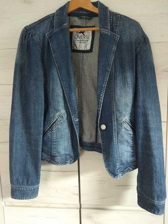 Marynarka jeans Diverse