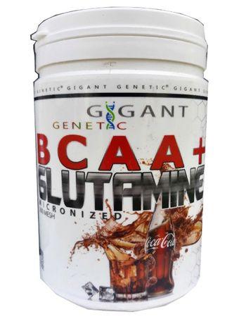 BCAA+Glutamine - 500г Gigant Genetiс