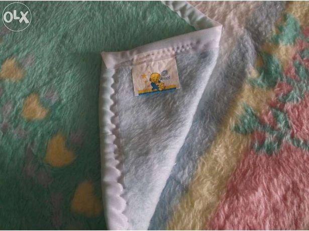 Cobertor para cama de criança/Gansos anti alérgico