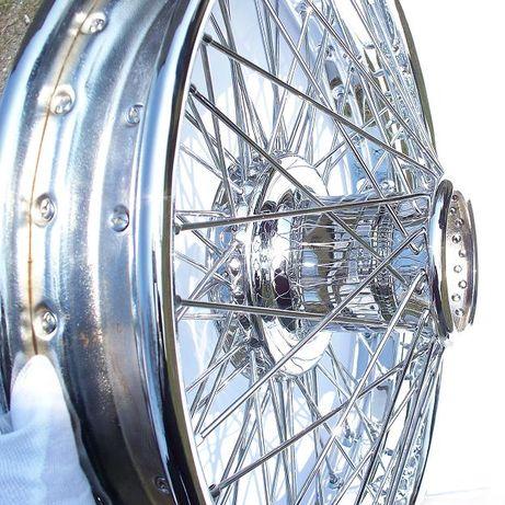 Centrowanie kół szprychowanych szprychowych naprawa motocykli