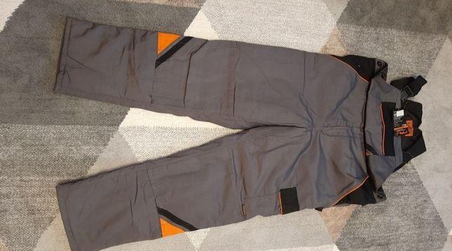 Spodnie ocieplane roz.58