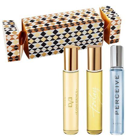 Avon zestaw perfumetek