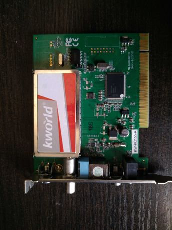 ТВ тюнер Kworld KW-PC155A