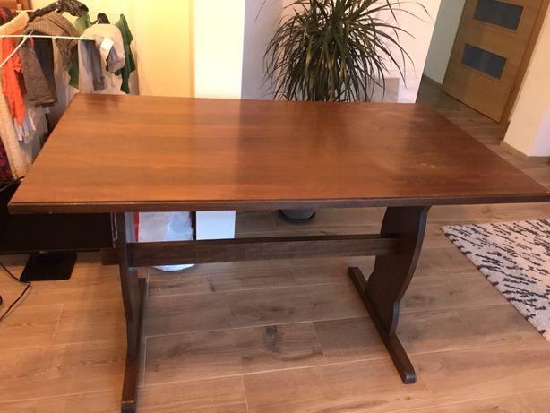 Stół drewniany solidny