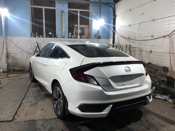Honda civic turbo 2018