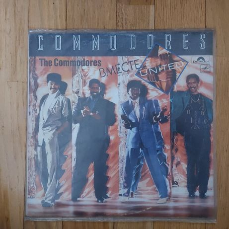 Commodores, United, USSR, 1988, Melodia, Ideał-
