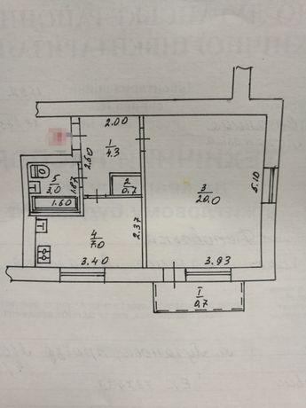 Продам 1к квартиру Станице Луганской( Новая Кондрашовка)