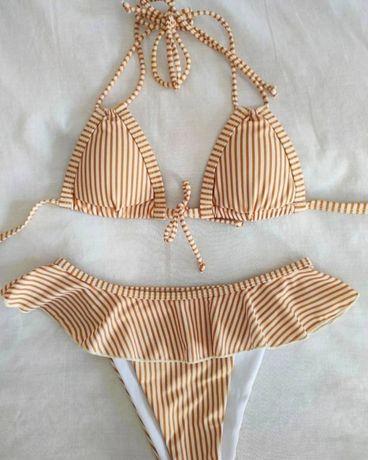 Biquíni/bikini cintura subida