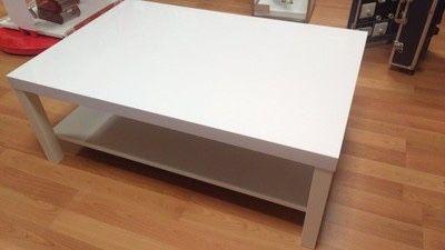 Stolik stół ława kawowy biały Ikea Lack