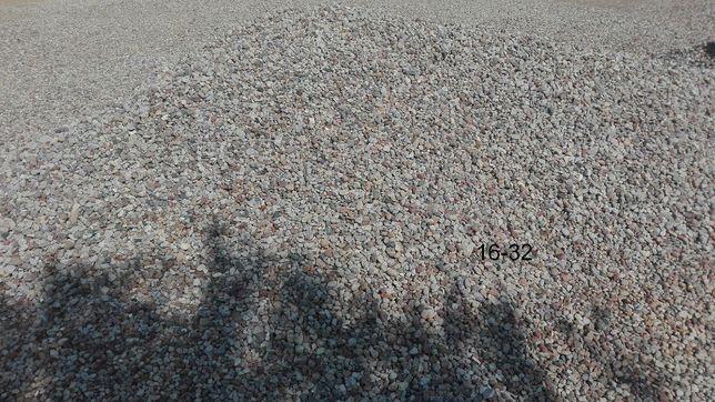 Piasek Żwir Pospółka Piasek płukany siany wylewki tynki piach