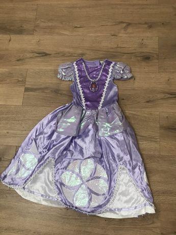 Продам платье костюм новогодний принцессы