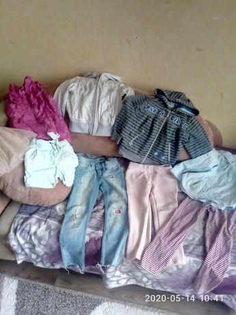 Пакет брендовых вещей девочке Wojcik, Zara, h&m, GEOX