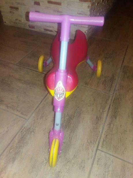 Трехколесный велокат