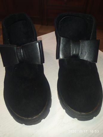 Ботинки  деми .                   .