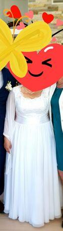 Suknia Ślubna rozmiar 44-48