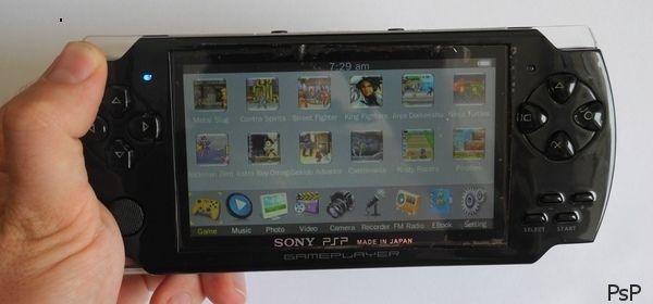 Приставка SONY PSP-3000
