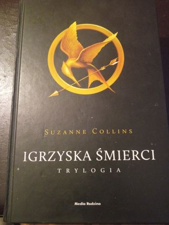 Suzanne Collins, Trylogia Igrzyska Śmierci