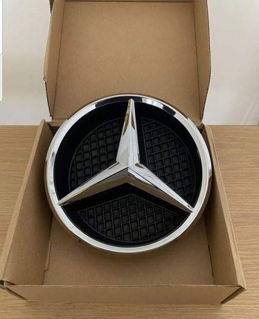 Símbolo grelha Mercedes
