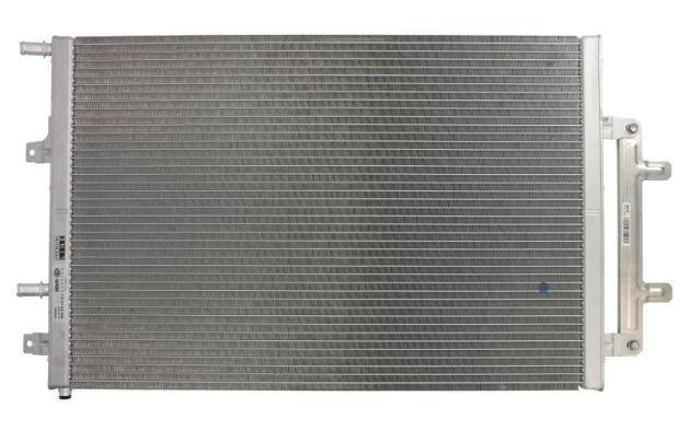 Радиатор ОЖ Audi A8 D4 оригинал BEHR/MAHLE 09-18г. 4H0145804A