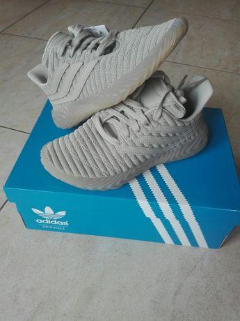 Buty adidas sobakov modern J, rozmiar 36 2/3, nowe