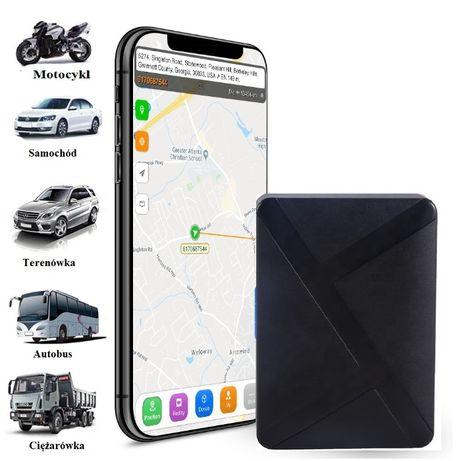 Lokalizator GPS bateria 20000mAh Magnes Śledzenie Podsłuch 240 dni