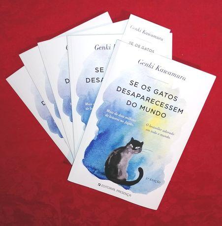 Se os gatos desaparecessem do mundo