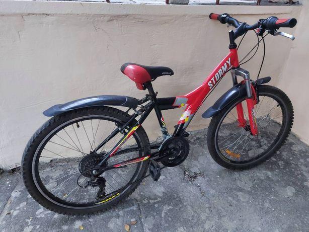 Велосипед подростковый горный STORMY