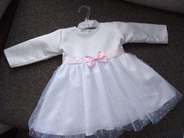 Ubranie do chrztu