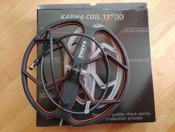 Cewka Karma 13DD. Wykrywaczy Alpha Delta Omega G2/G2+ Eurotek Pro